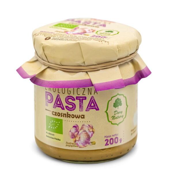 Pasta czosnkowa - 250 g