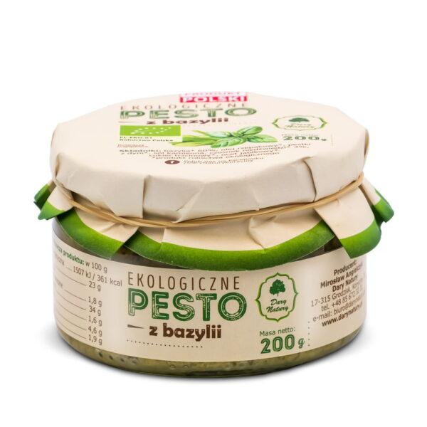 Pesto z Bazylii - 200 g