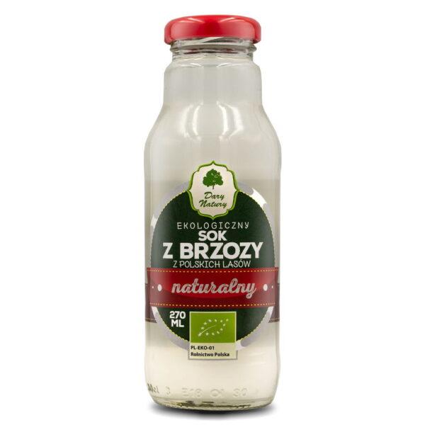 Sok z brzozy - 270 ml