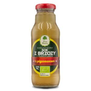 Sok z brzozy z pigwowcem - 270 ml